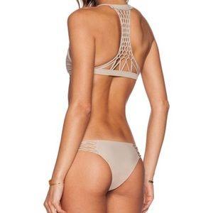 Mikoh ivory 2 pcs bikini